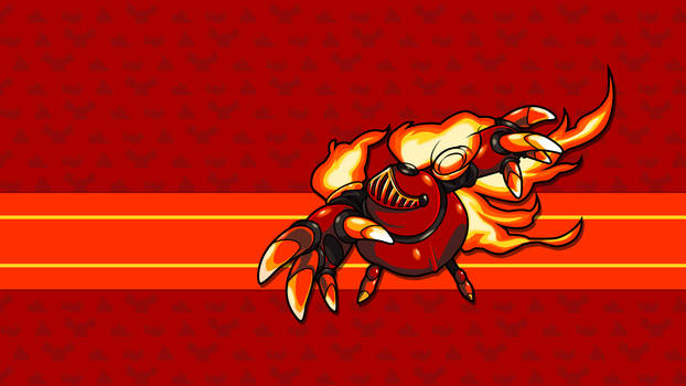 Mole Knight - HD Sprite Wallpaper