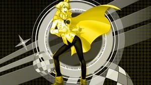 Persona 4 DAN - Teddie (Human) Vita Wallpaper