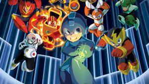 Mega Man Legacy Collection - Wallpaper 2