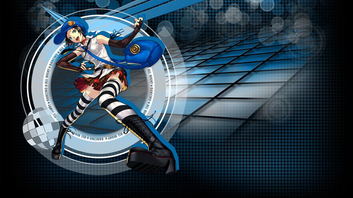 Persona 4 DAN - Marie HD Wallpaper by seraharcana