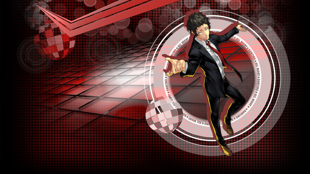 Persona 4 DAN - Tohru Adachi HD Wallpaper by seraharcana