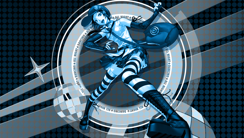 Persona 4 DAN - Marie Vita Wallpaper by seraharcana