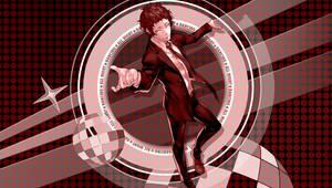 Persona 4 DAN - Tohru Adachi Vita Wallpaper