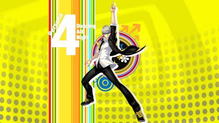 P4: Dancing All Night - 'Announcement' Wallpaper