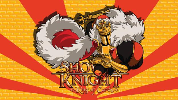 Shovel Knight: King of Cards - Reveal Wallpaper