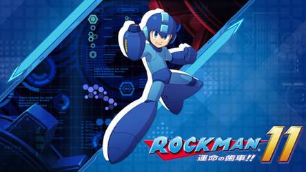 Rockman 11 Wallpaper