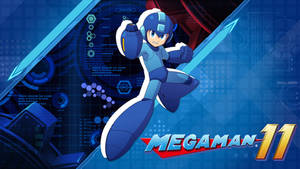 Mega Man 11 Wallpaper