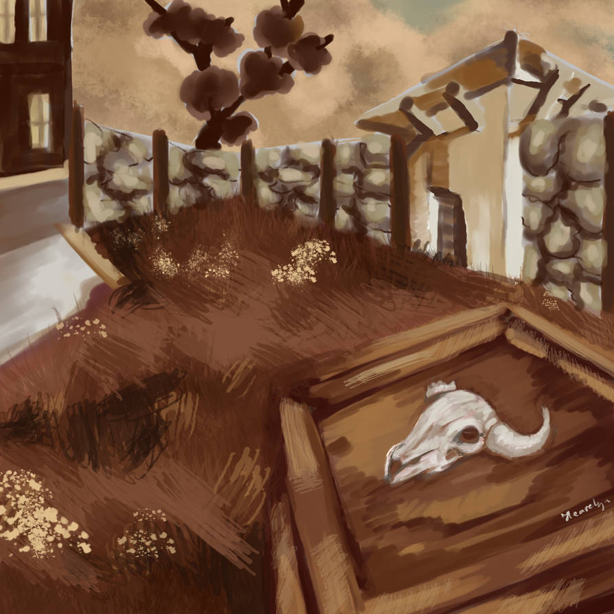 First Perspective Full Pic Ever - Study by BethellisHeavelyn