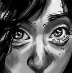 Stare - Doodle [Krita]