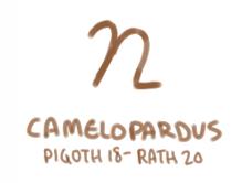Camelophardus