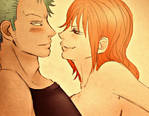 Nami, what are you doing?