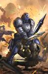 Battle sci fi