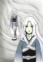 Yuki-Onna Revisted by eishne