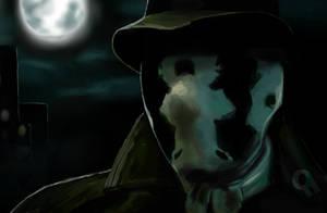 Rorschach by Qwertzus