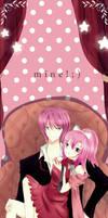 - Momotaro and Aika  -