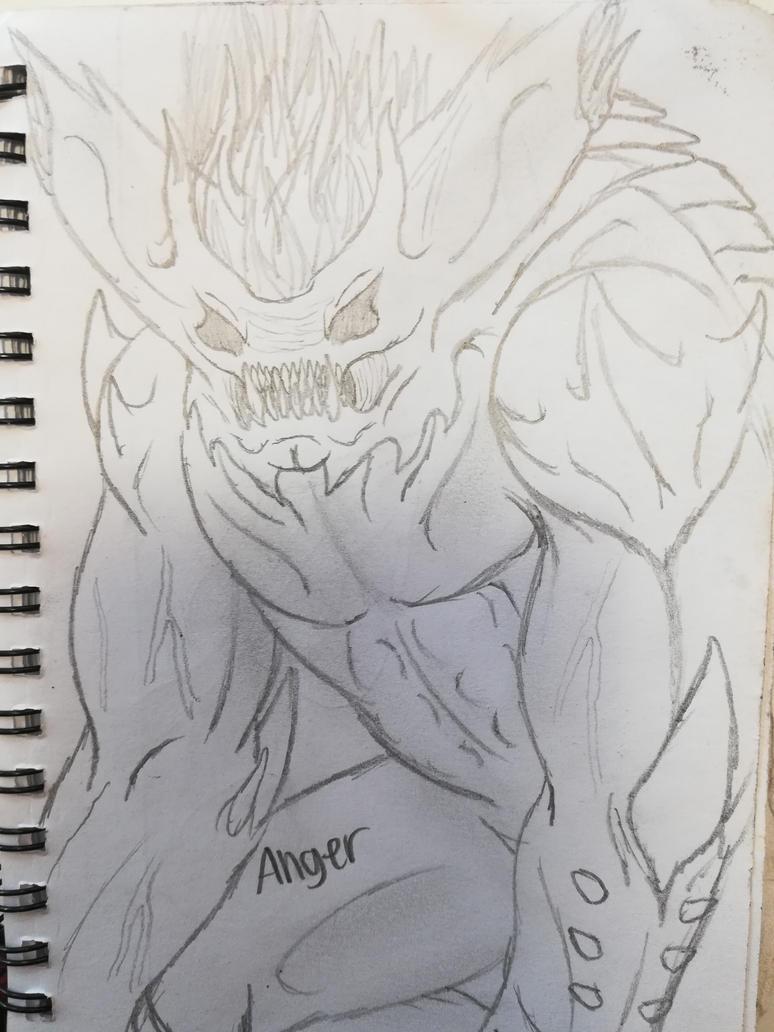 anger by TJANGEL20202
