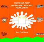 Nicktoons Tournament Bracket Semi-Finals (CLOSED)