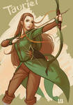 The Hobbit: The Desolation of Smaug----Tauriel