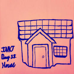 INKTtober Day 28: House