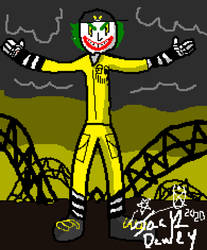 The Smiler - The Joker is MARMILISED!