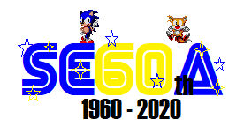 SEGA's 60th - 1960 - 2020 - Logo Concept