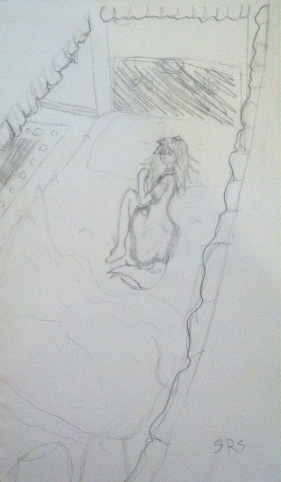 the sleep by Wolfrain98