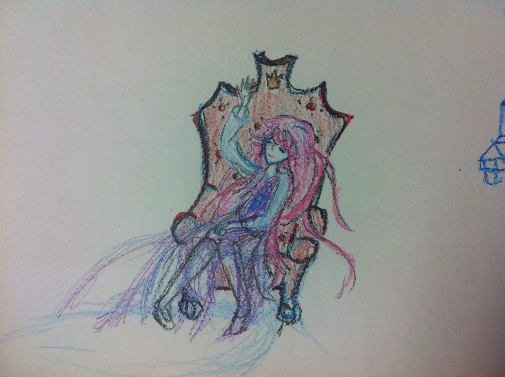 Queen Luther by Wolfrain98