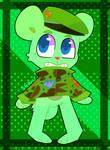 -Flippy!(HappyTreeFreinds)[Fanart]-