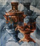 Generations 2. Cubo-futurism. Krotkov Vassily. 201
