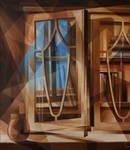 Reflection number 4. Cubo-futurism. Krotkov Vassil