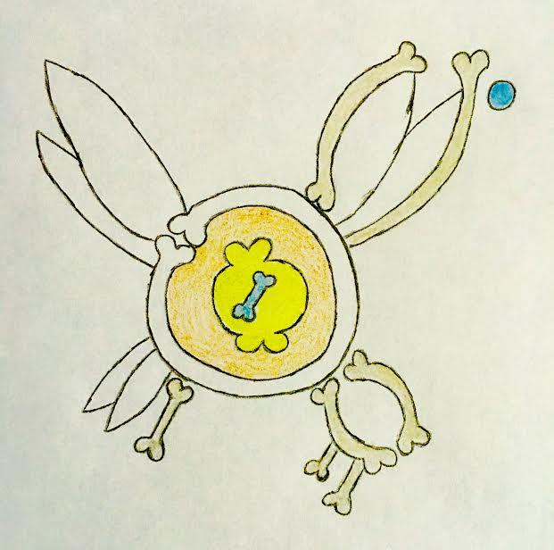 bone bubble fairy by VaughnVicious