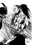 Zyassin's Final Blow by anghorkheng