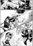 Ninja vs Gladiators Page 3