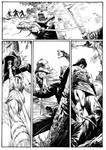 Ninjas vs Gladiators Page 4