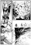 Ninjas vs Gladiators Page 5
