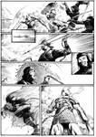 Ninjas vs Gladiators Page 7