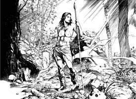 Amazon Girl 01