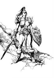 Female Orc Hilde