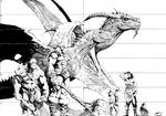 Fantasy Creatures Height Comparison Chart