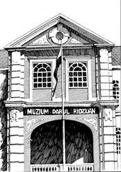 Muzium Darul Ridzuan (Perak Museum)