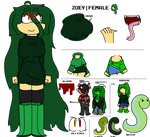Zoey Reference Sheet [2017]