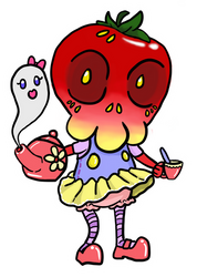 Skullberry by ArtsAflame