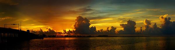 Honeymoon Island by jkurl11