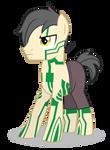 Demi-Fiend Pony by ShinMegamiTenseiShy