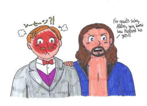 WWE: Flustered