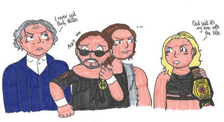 The Family Dunne (Wrestling)