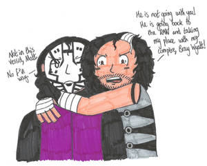 WWE: Broken, Woken, Overprotective