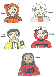 TtTE: Sodor Smash's Third Party Characters