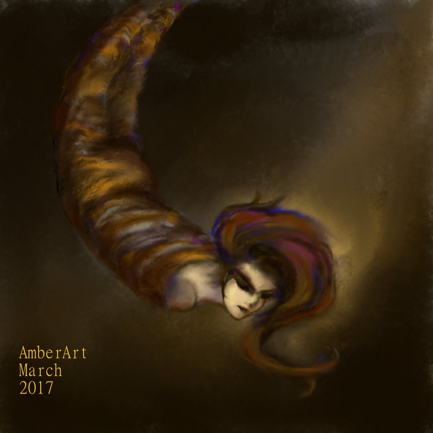 Trapped by AmberArt212