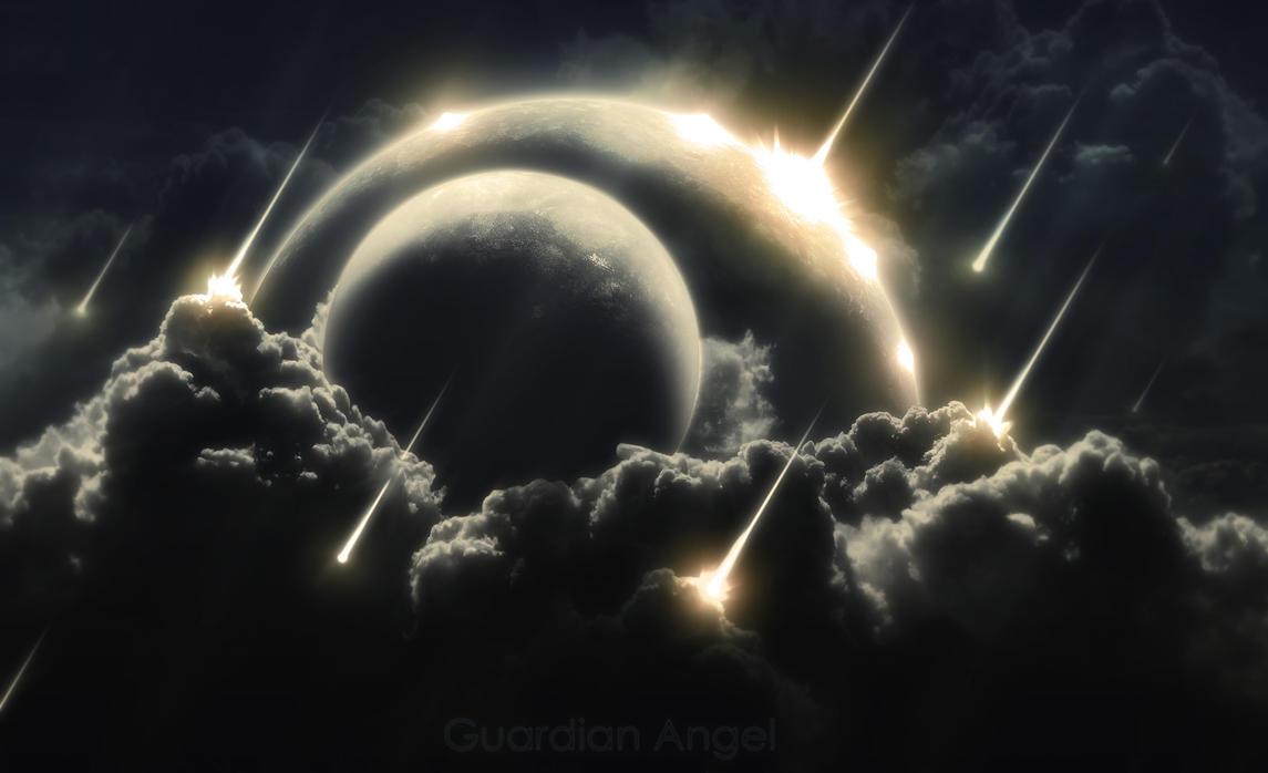 Guardian Angel by AbikK